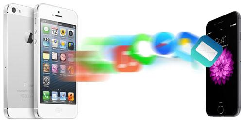 iphone se データ 移行