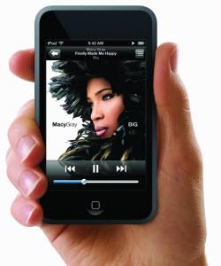 ipod touch 単体 で 音楽 ダウンロード